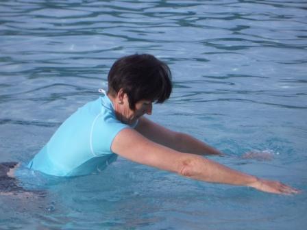 Aqua-Rücken-Fit